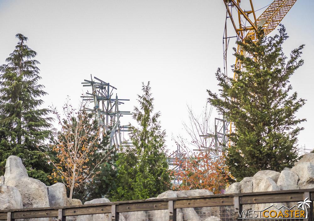 Again, future rock spires.