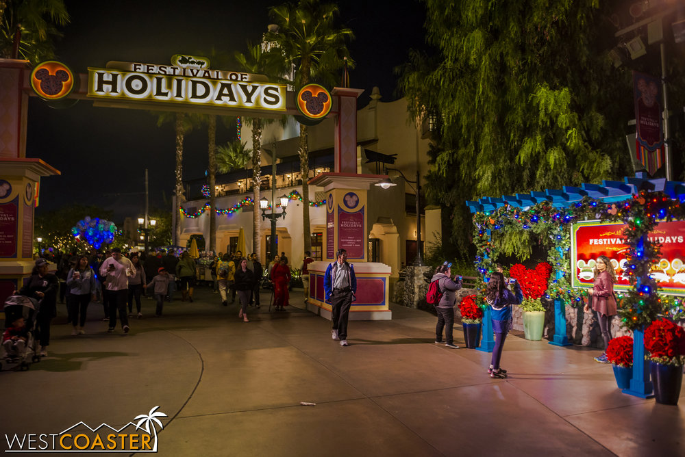 The Festival of Holidays is back for its second year!