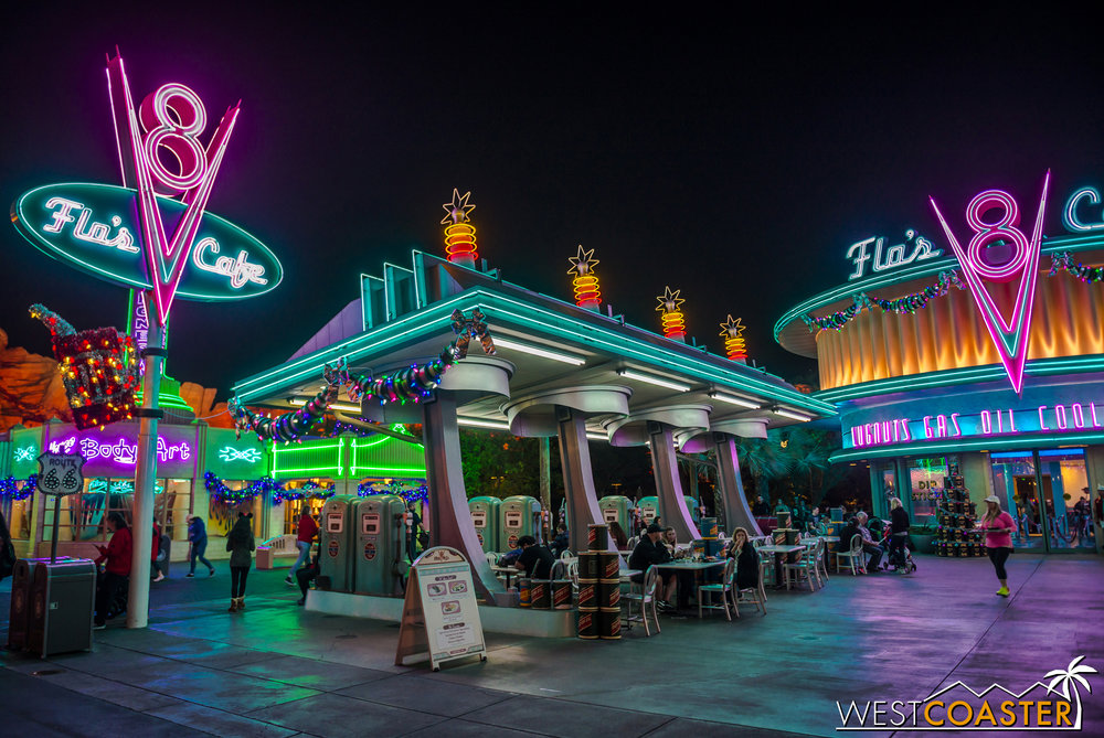Flo's is lovely as well.