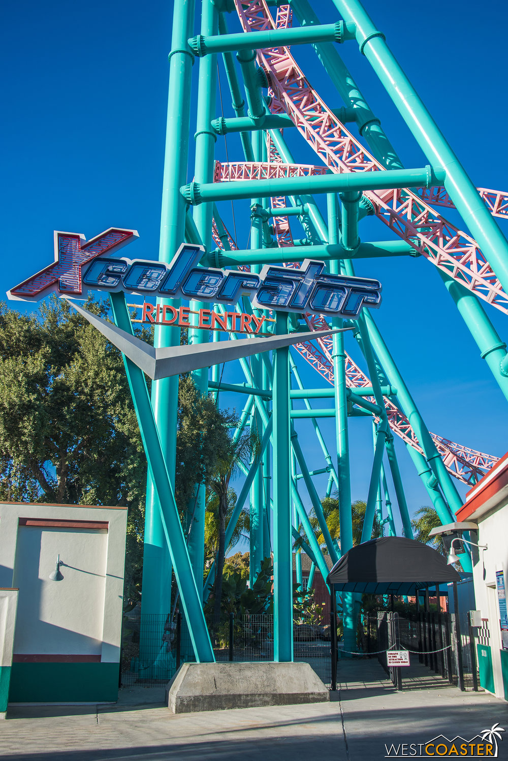 Xcelerator is still closed indefinitely.  At this rate, HangTime may open before this reopens!