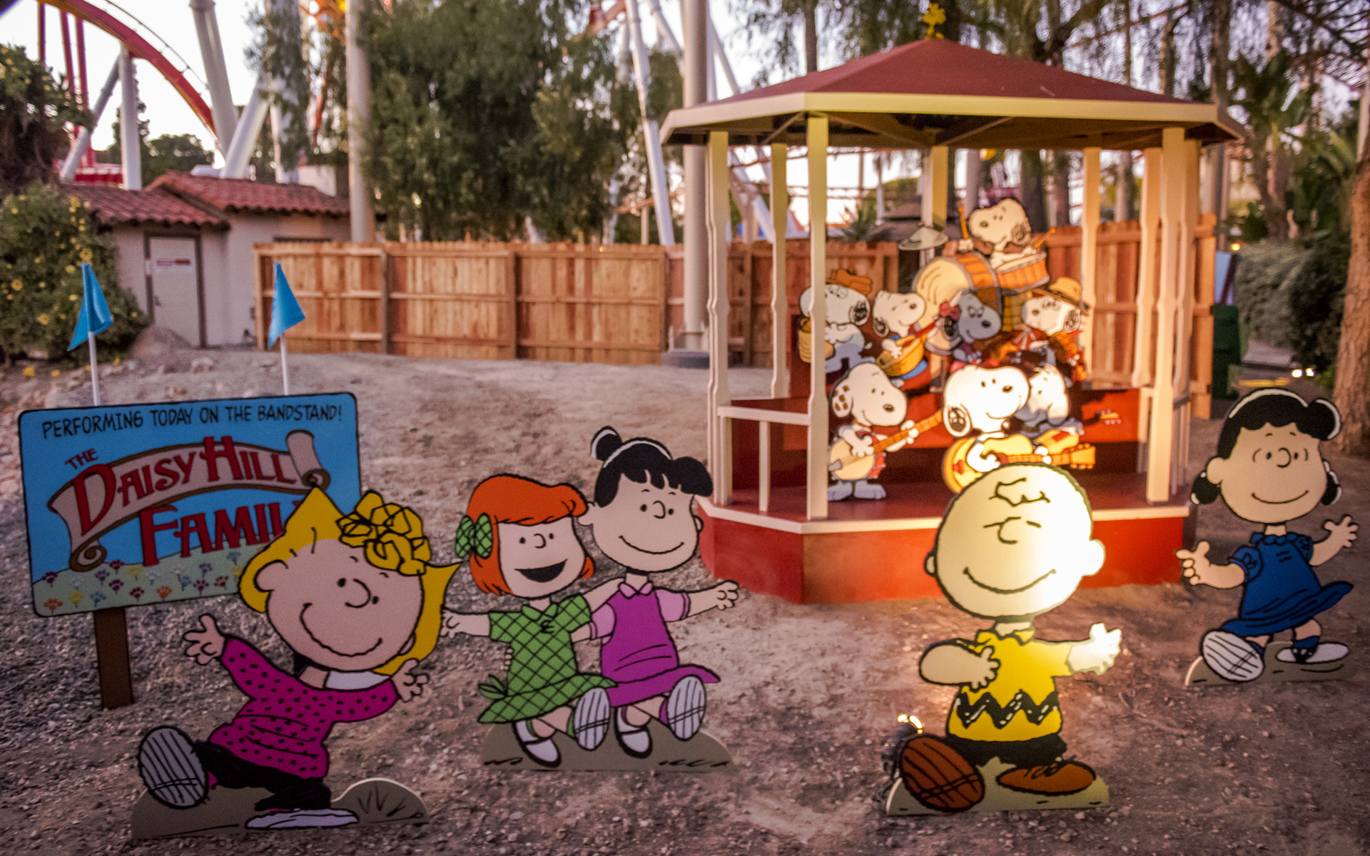 Knott\'s Peanuts Celebration 2018 — Westcoaster
