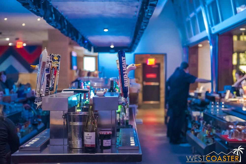 The bar again.