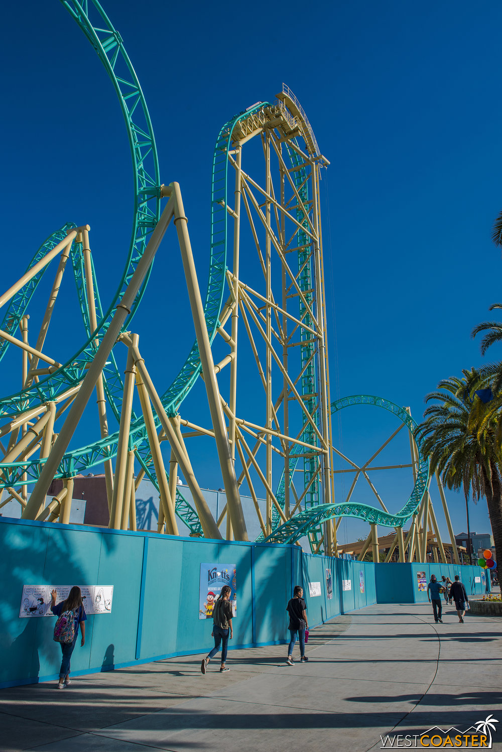 And HangTime is a lot taller too!