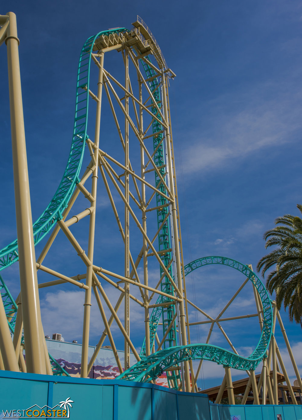 And the lift hill remains a member of Knott's Boardwalk Phallicoaster Club.