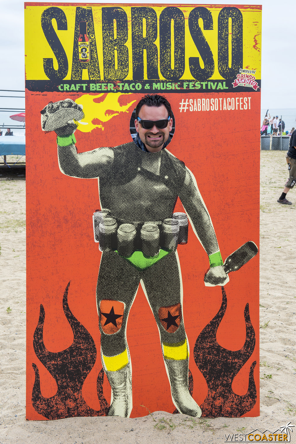 If Dan was a taco beer superhero, he would be himself.  Without diabetes.