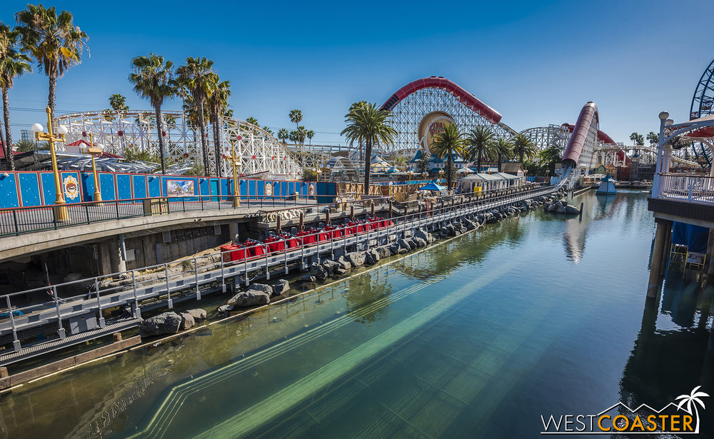 The Incredicoaster… allegedly going to be ready soon?