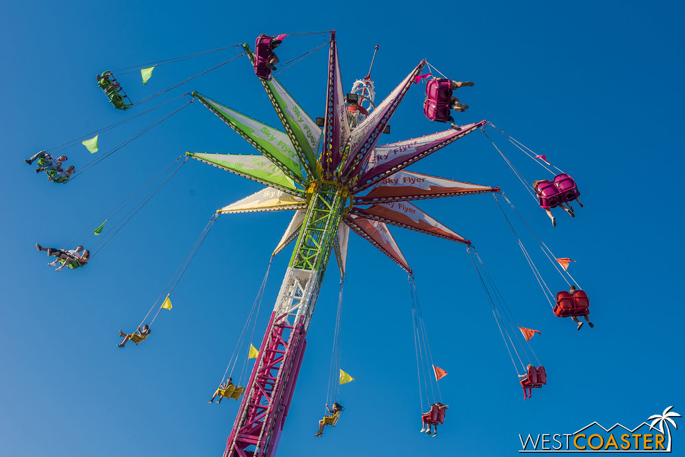 How about a star flyer?