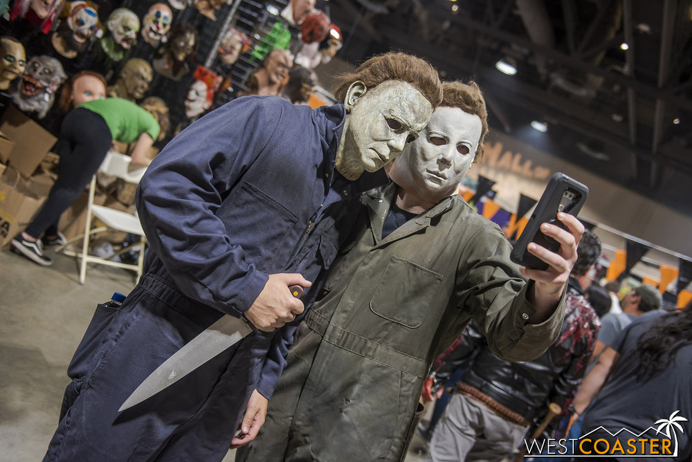 Call them Millennial Michael Myers.