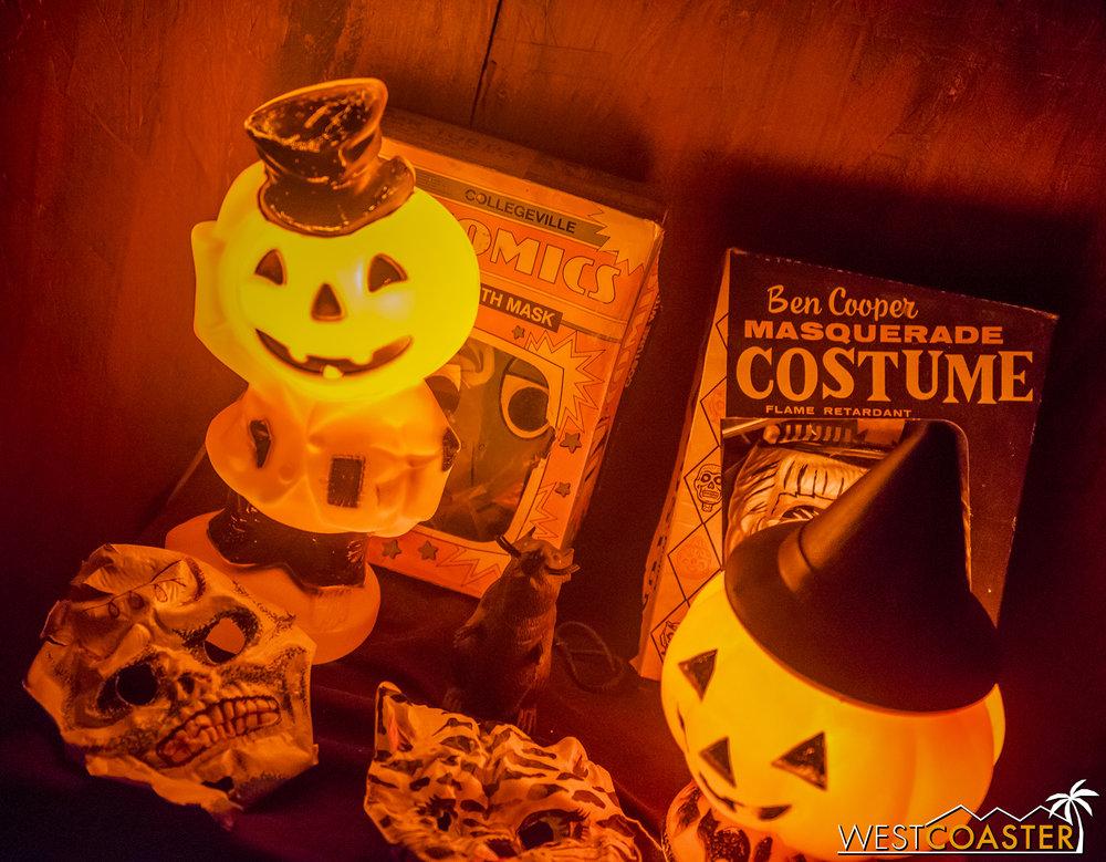 All Otis Thatcher wanted to do was enjoy Halloween.
