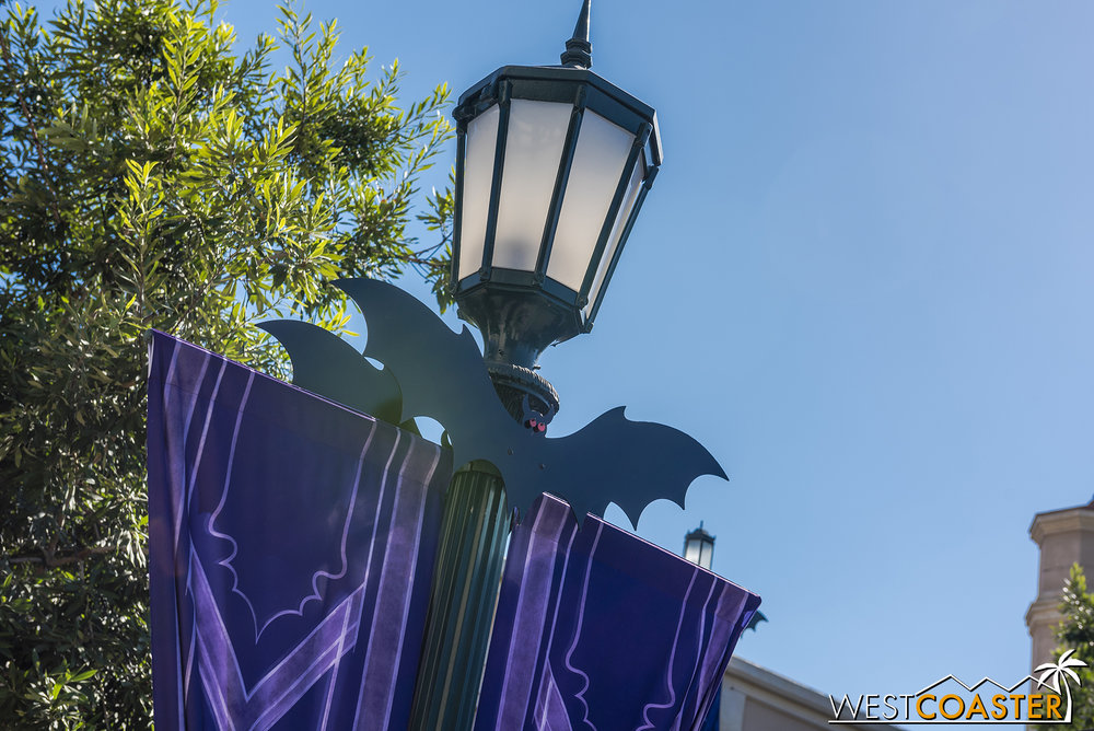 Halloween Time has taken flight at DCA!