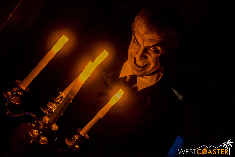 Peter Overstreet and the Winchester Mystery House promise plenty of shrieks this Halloween season!