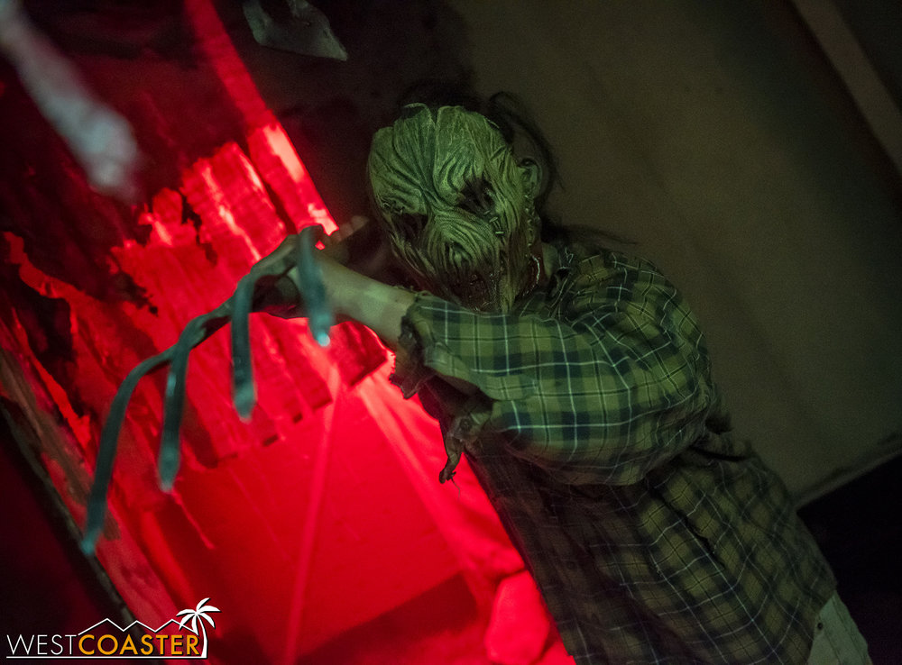 Guests are bound to meet a whole host of hostile ghouls in Twisted Dreams Haunt.