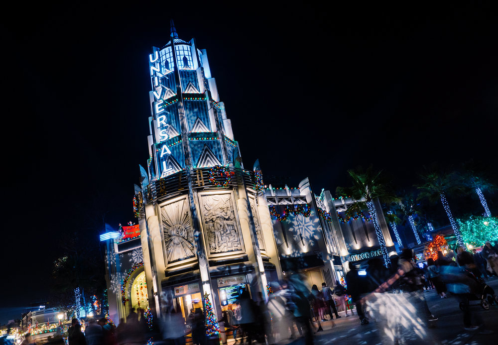 Photo courtesy of Universal Studios Hollywood.