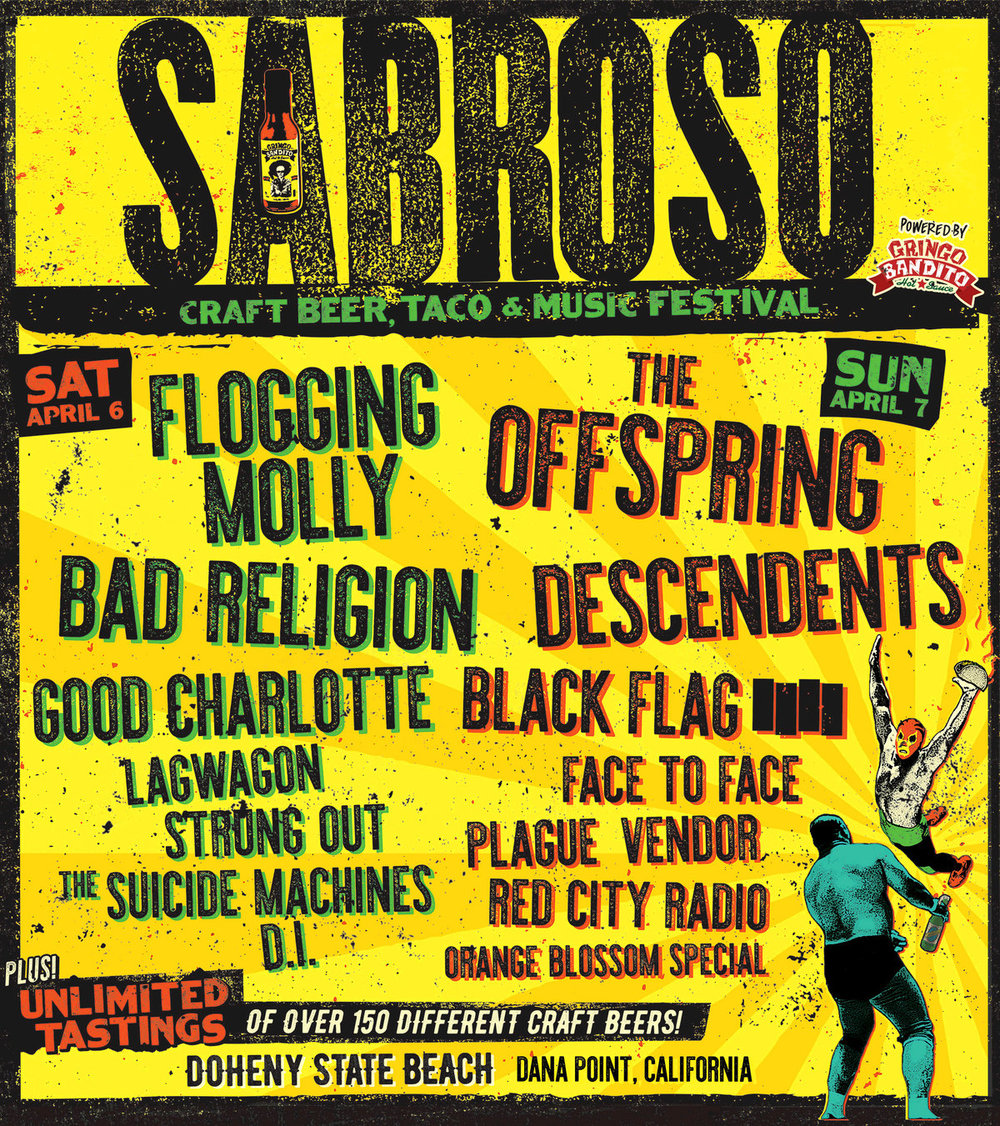 The Sabroso Festival is back this year and better than ever!