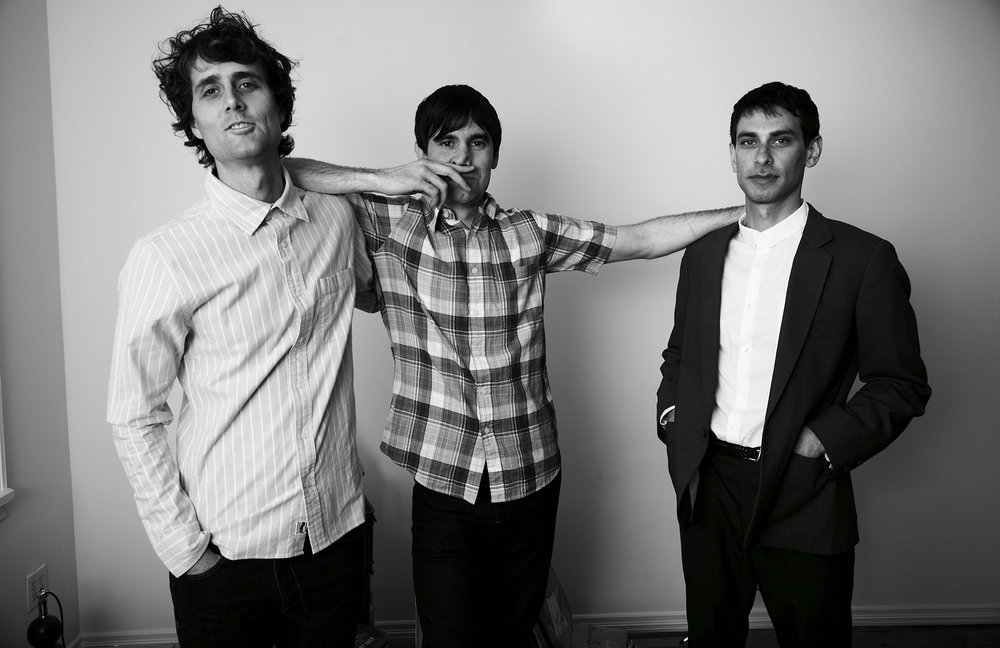 The Rapture are reuniting, five years after announcing their official breakup and eight years after their last album.  (Image courtesy of Goldenvoice.)