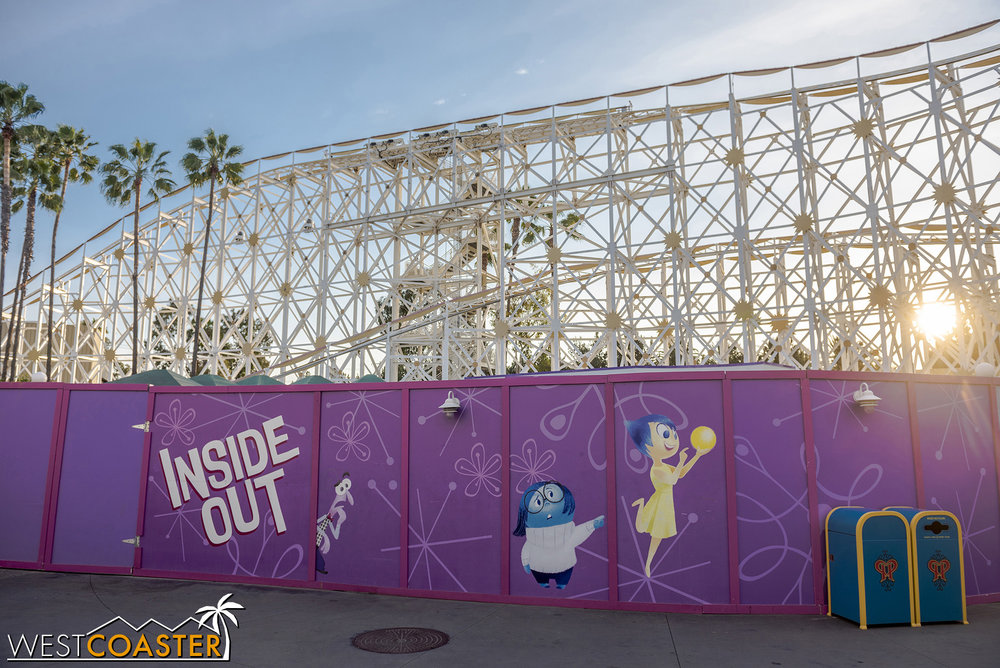 New at Inside Out… absolutely nothing!!