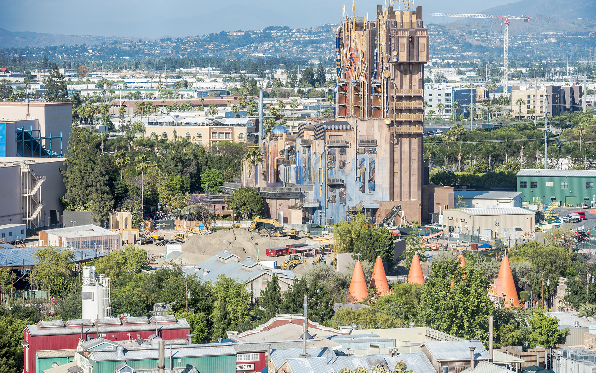 Disneyland Resort Update Rise Of Marvel Land Westcoaster