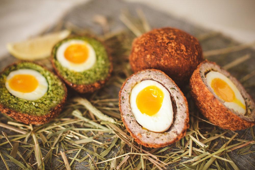 Our Scotch Eggs