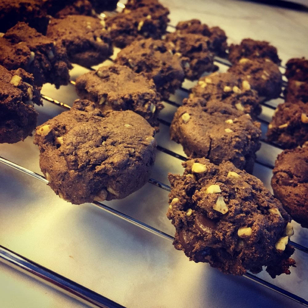 Oh man.. just look at those chocolate chunks!!