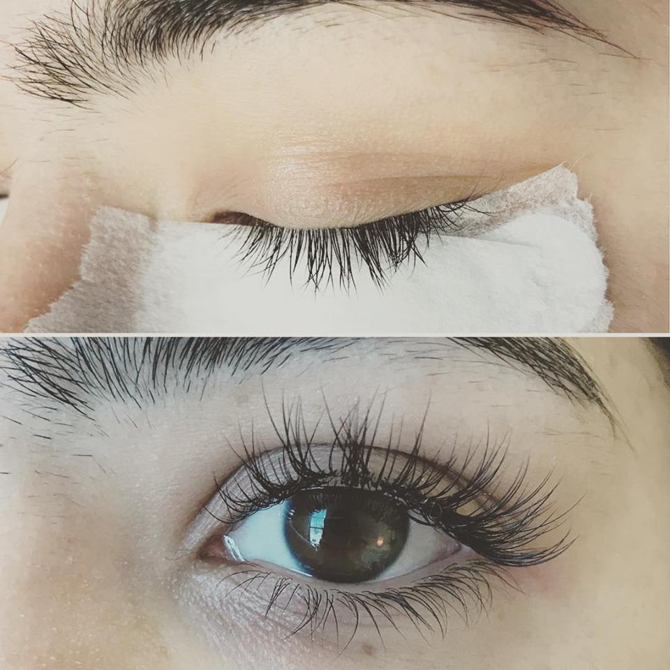 About Lash Extensions Cabellos Salon And Spa