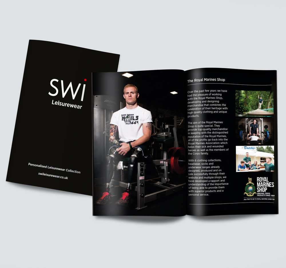 SWI Leisurewear Mini Brochure 2015