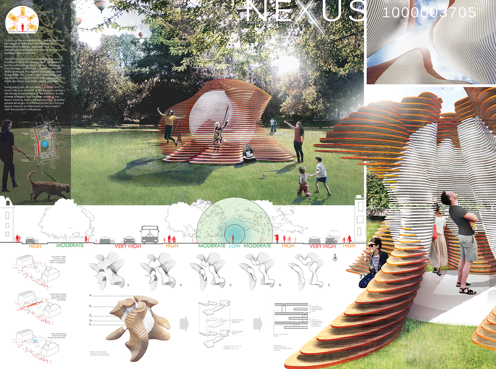 2015 Energy Pavilion Design for London