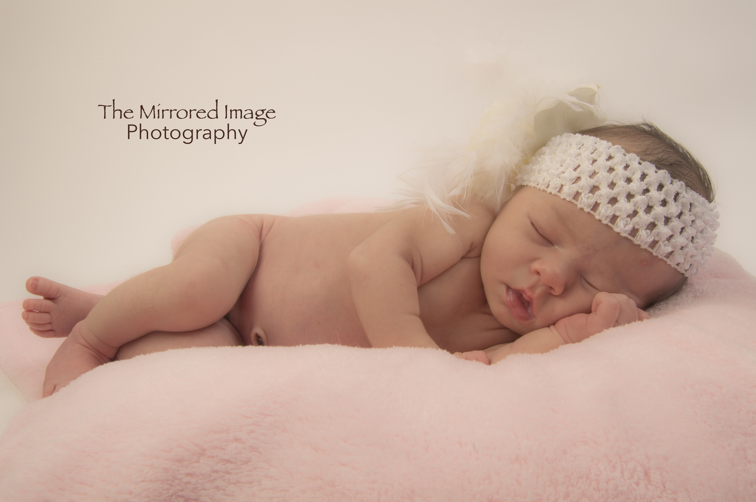 Stunning Newborn Image, Newborn Photography, Newborn Baby Girl, Pink, Baby, Girl, Soft, Newborn
