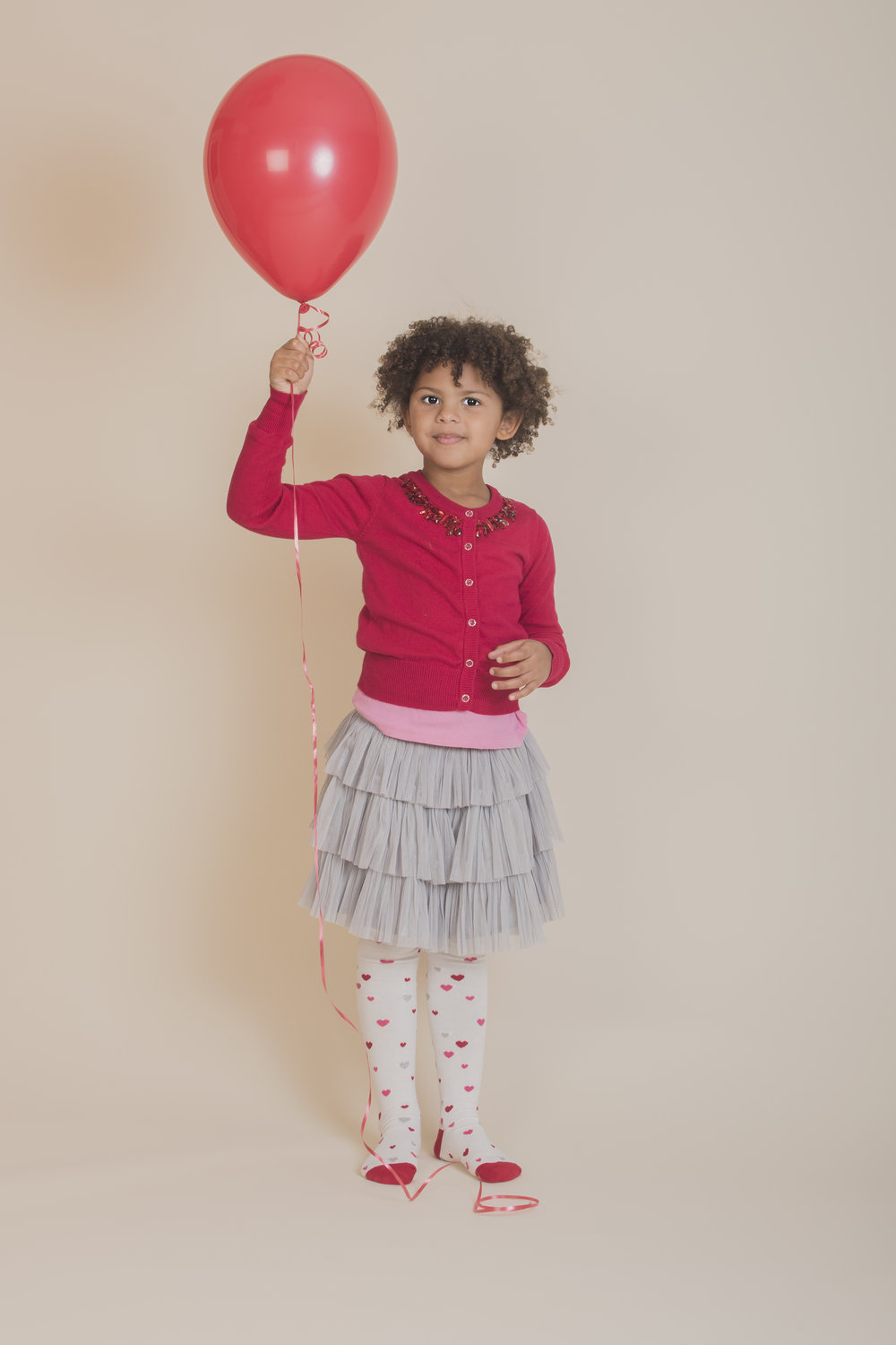 My little Valentine at her Photography Mini Session