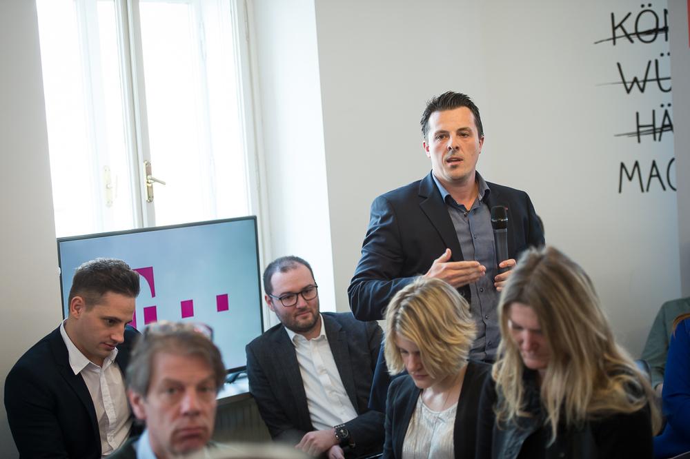 Stephan Imre, T-Mobile Austria