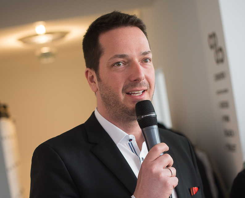 Martin Giesswein, Co-Organizer DigitalCity.Wien