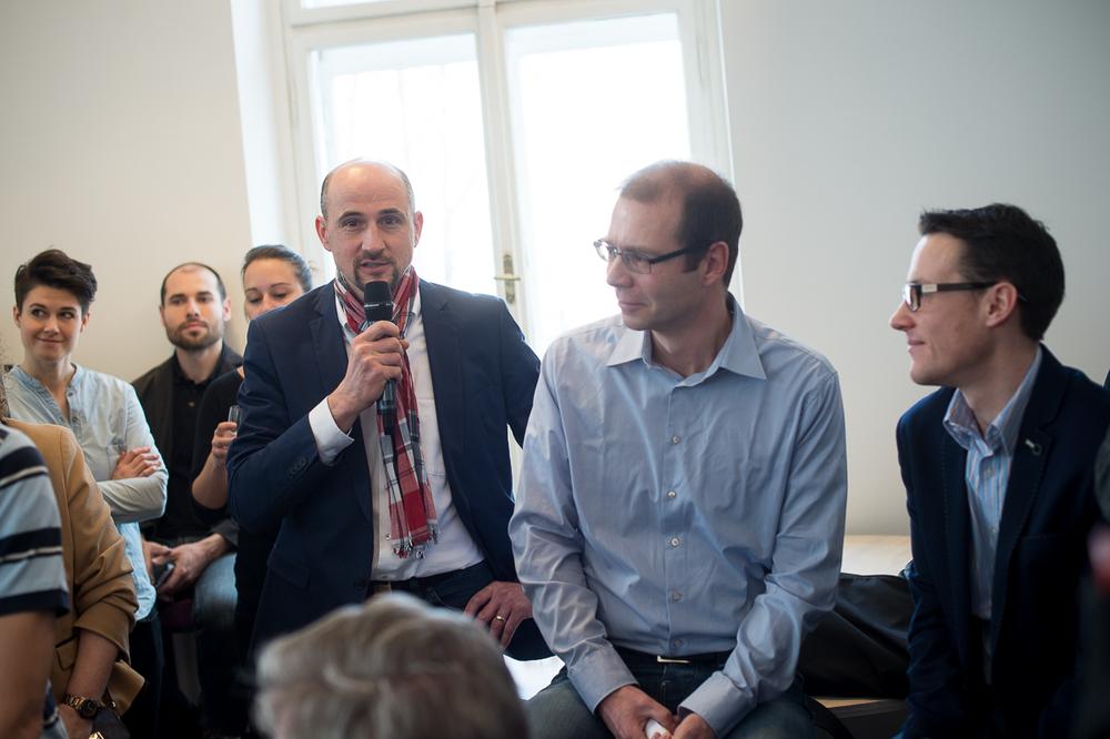 Hans-Peter Ziegler, COPA-DATA und ICT-Austria