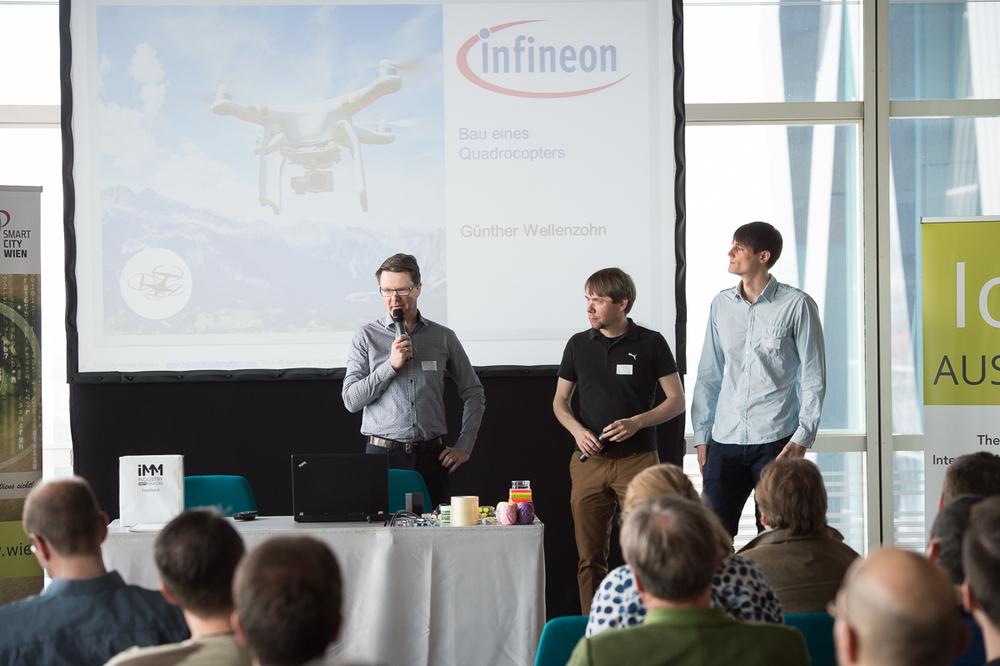 Das Infineon Austria - Team