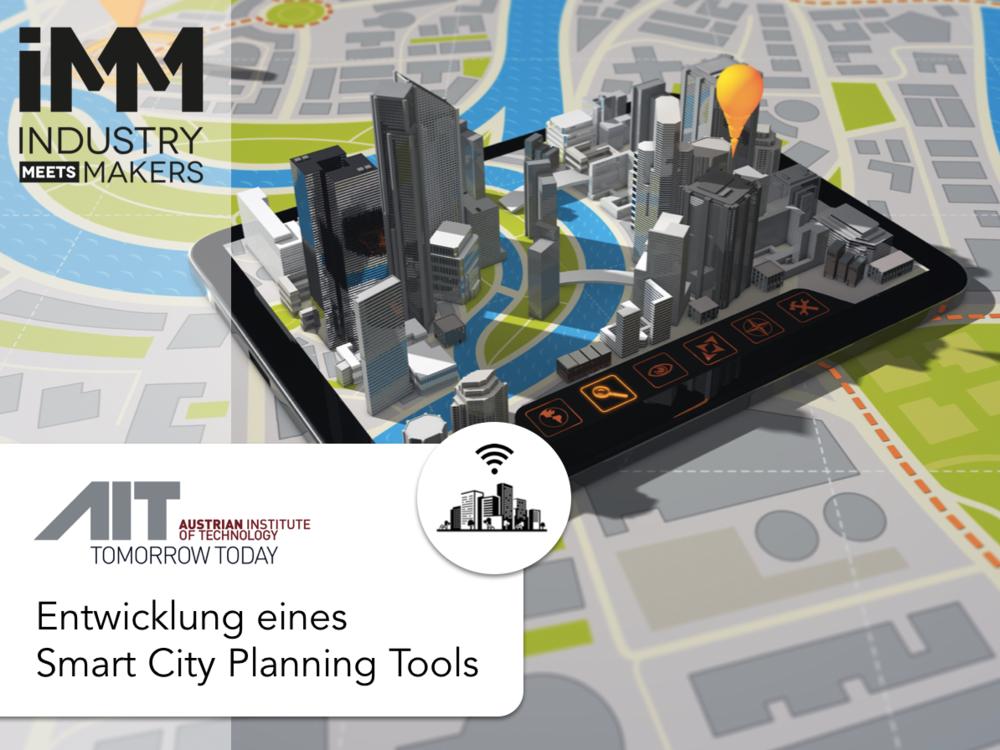 AIT Smart City Planning Tool