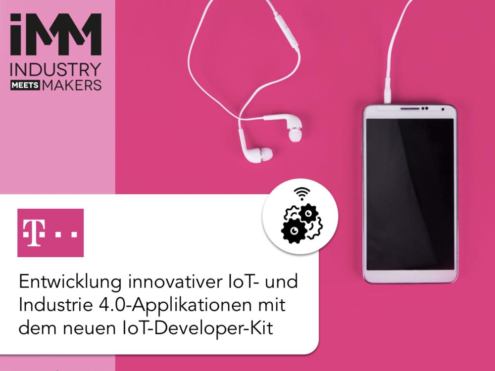 T-Mobile Austria IoT und Industrie 4.0