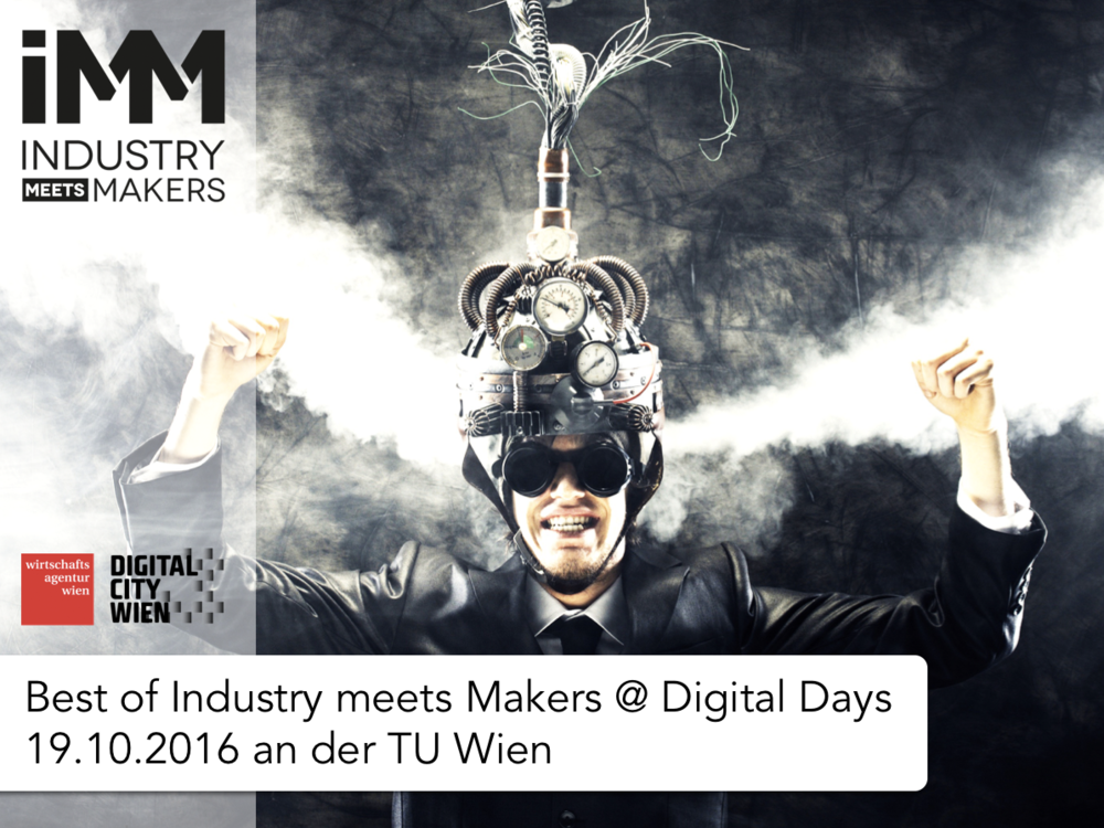 Best of Industry meets Makers 2016