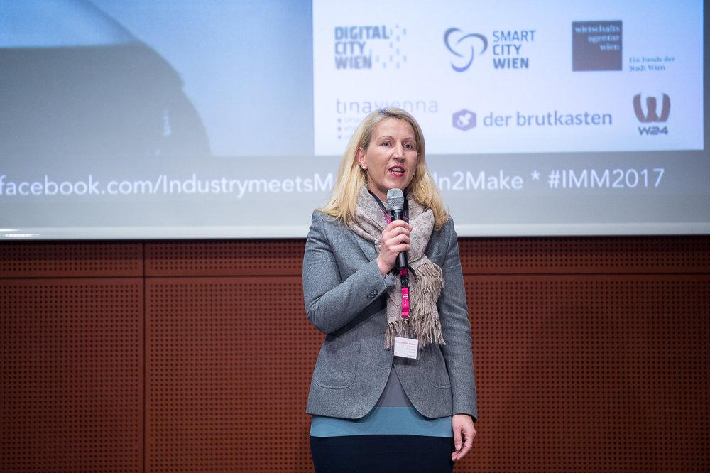 Ulrike Huemer (CIO der Stadt Wien)