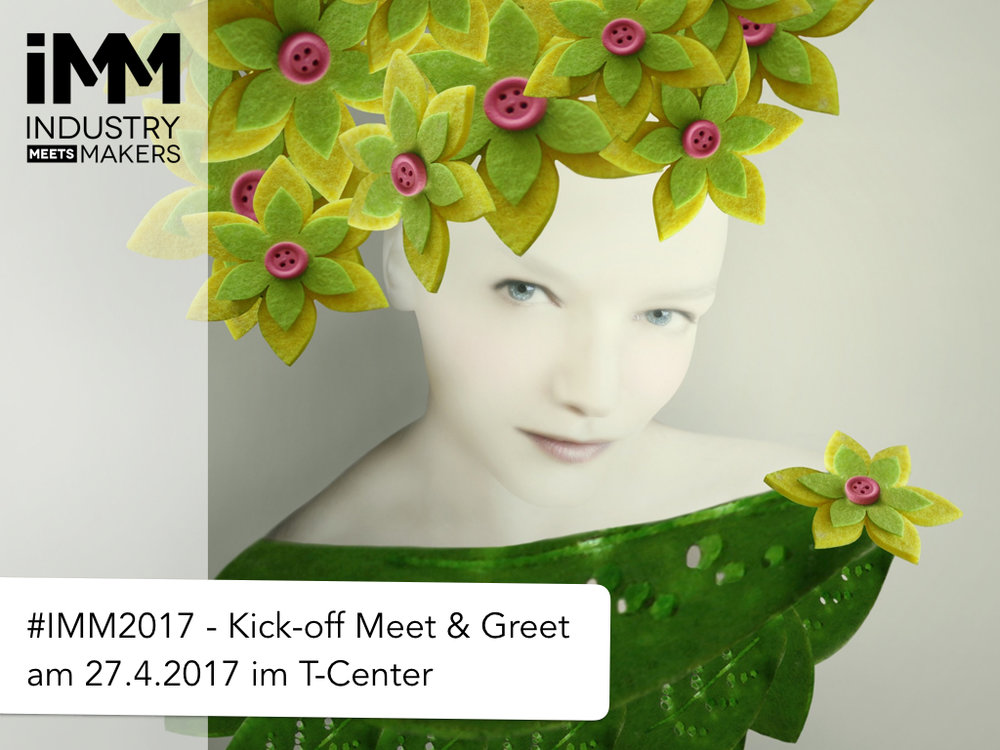 Kick-off Meet and Greet - Industry meets Makers