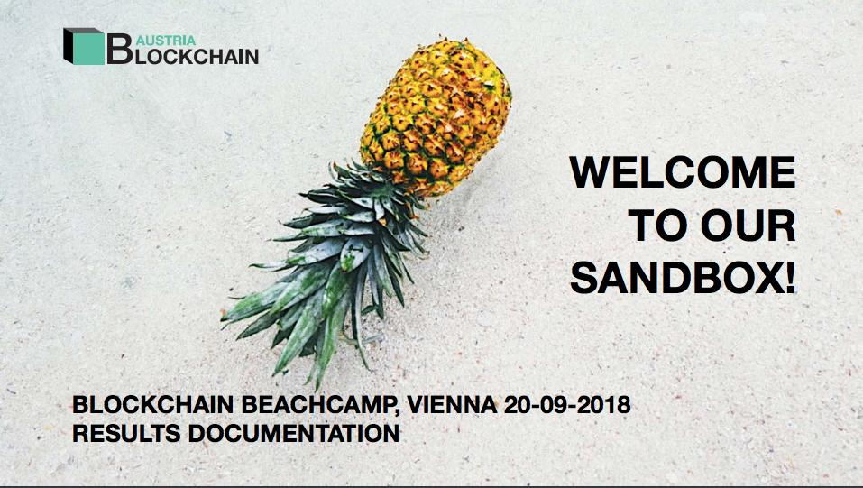 Blockchain Austria Event-Report