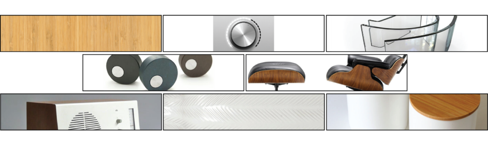 Designs that inspire & represent the Dwell Brand
