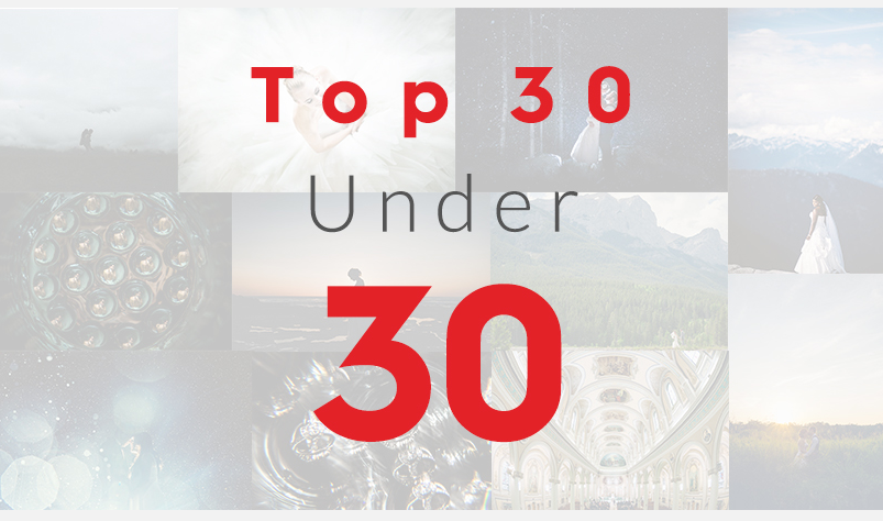 Top 30 Under 30 Photographers in Canada - 2014 & 2015! from Canada Photo Convention