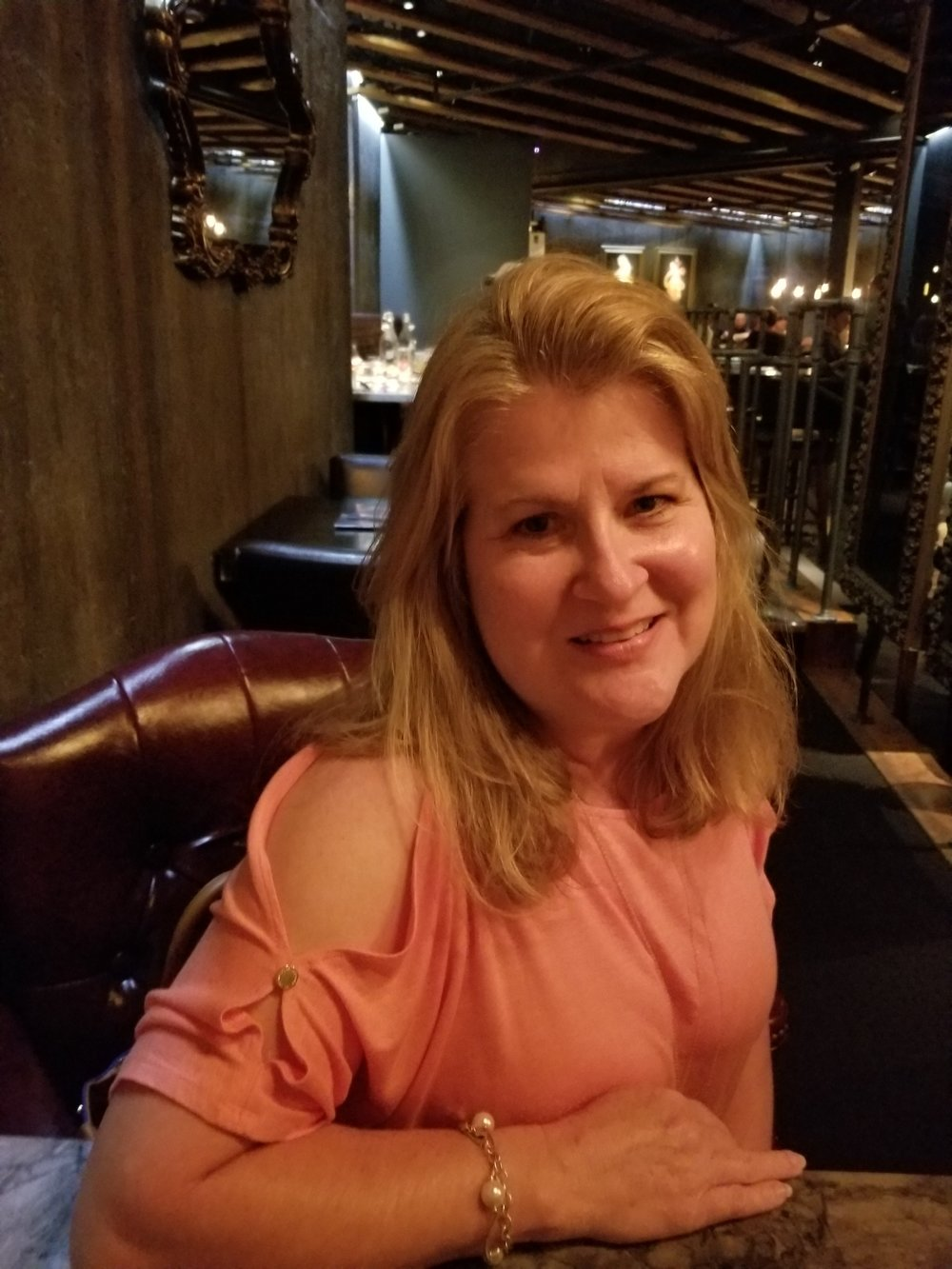 Sally McGuffey - Position: TreasurerParticipant Weekend: AP #42Hometown and/or where I was baptized: I grew up in Odessa, Texas and I was baptized at Memorial Drive Presbyterian Church, Houston.Fun fact about me: I have been in eleven movies/commercials