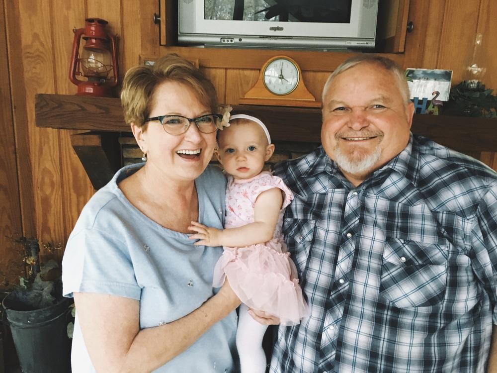 Papa and Gran-Gran