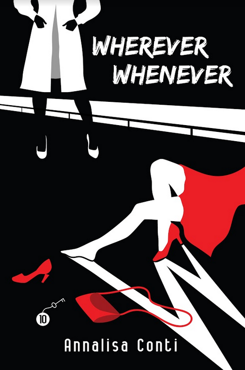 Wherever Whenever - Superhero W series - book 10