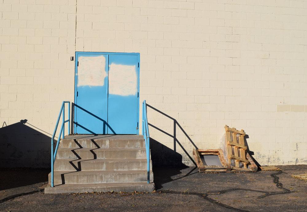 Blue Doors 2016
