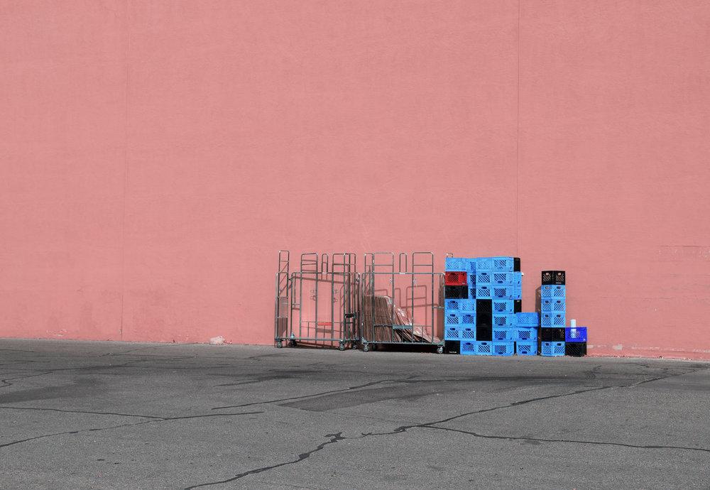 Blue Crates 2016