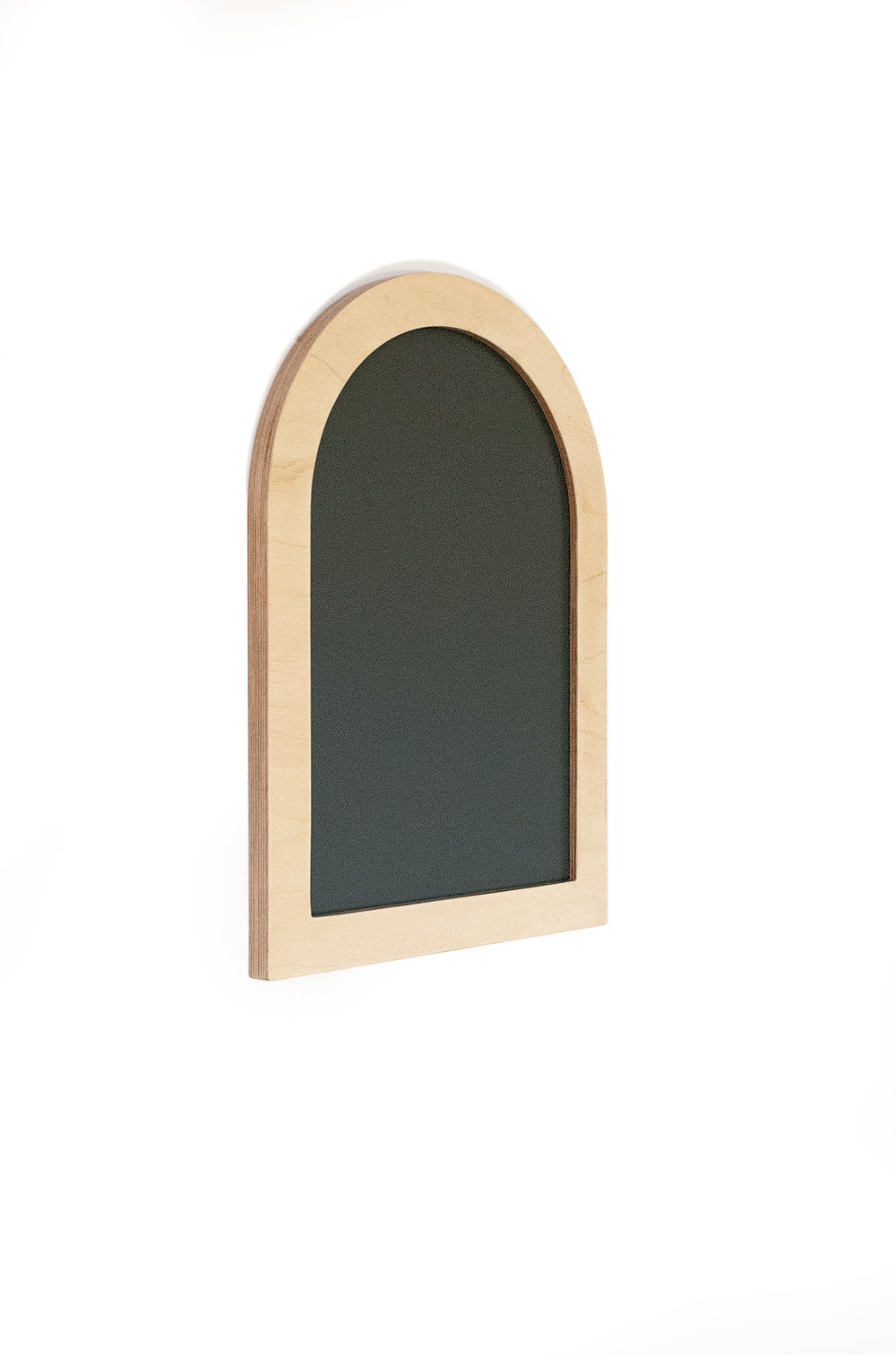 Tombstone Frame   Made of the same Baltic Birch Plywood to complement the Bound Series.