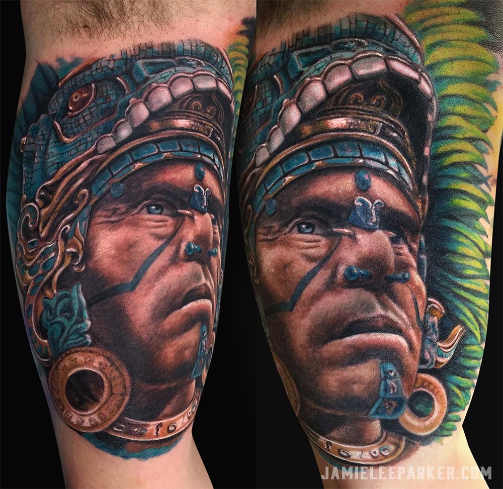 Mayan Priest