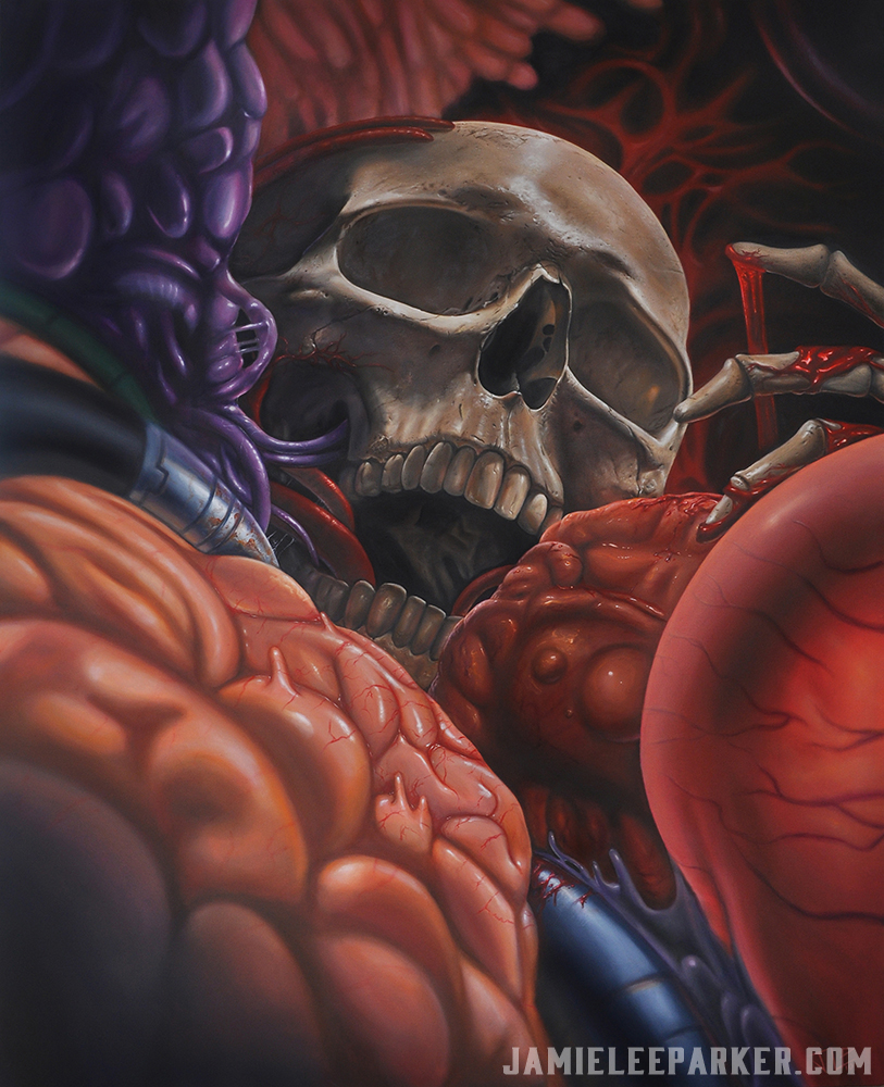 Flesh Tomb