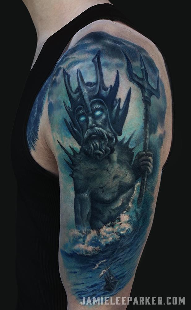 Dark Poseidon