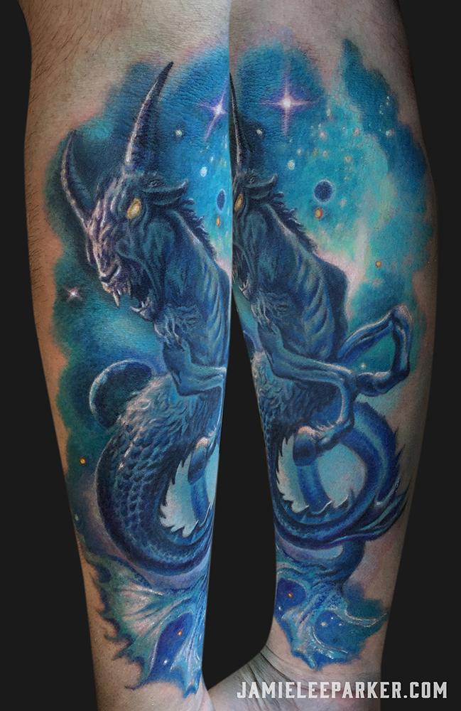 Evil Capricorn Zodiac